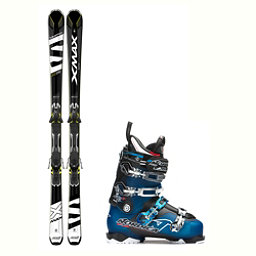Salomon X-Max X12 NRGy Pro 2 Ski Package 2018, , 256