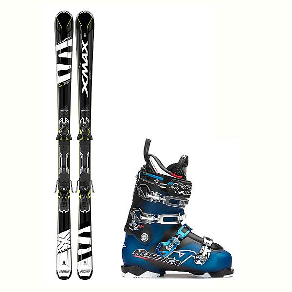 Salomon X-Max X12 NRGy Pro 2 Ski Package 2018, , 600