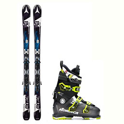 Atomic Nomad Blackeye Ti N-Move 100 Ski Package 2018, , 256