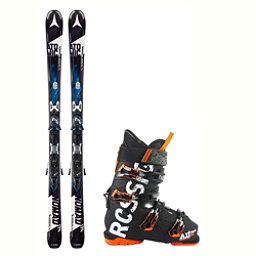Atomic Nomad Blackeye Ti AllTrack 90 Ski Package 2018, , 256
