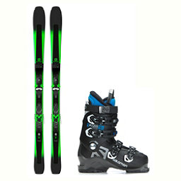 Salomon XDR 78 ST X-Access 70 Wide Ski Package 2018, , 256