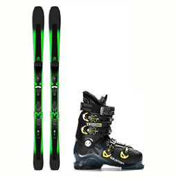 Salomon XDR 78 ST X-Access 80 Wide Ski Package 2018, , 256