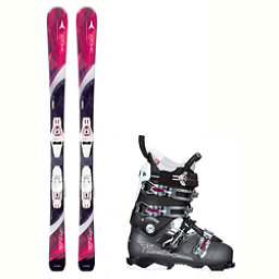 Atomic Affinity Pure NXT N2W Womens Ski Package 2018, , 256