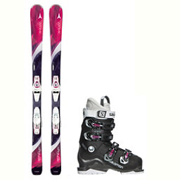 Atomic Affinity Pure X-Access 60 Wide Womens Ski Package 2018, , 256