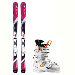 Atomic Affinity Pure Kiara 80 Womens Ski Package 2018, , 256