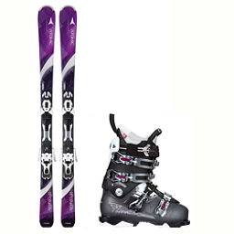 Atomic Affinity Sky NXT N2W Womens Ski Package 2018, , 256