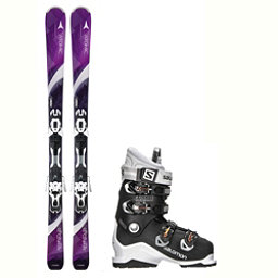 Atomic Affinity Sky X-Access 70 Wide Womens Ski Package 2018, , 256