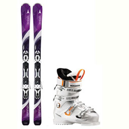 Atomic Affinity Sky Kiara 80 Womens Ski Package 2018, , 256