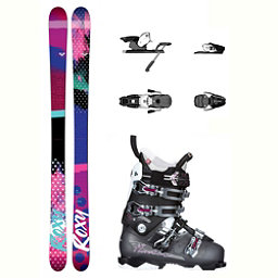 Roxy Ily NXT N2W Womens Ski Package 2018, , 256