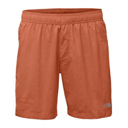 The North Face Mens Class V Pull-On Trunks, Weathered Orange, 256