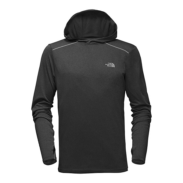The North Face Reactor Mens Hoodie, , 600