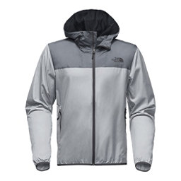 The North Face Cyclone 2 Mens Jacket, Highrise Grey-Mid Grey, 256