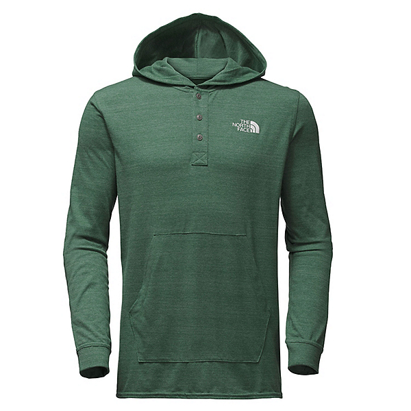 The North Face Henley Triblend Mens Hoodie (Previous Season), , 600