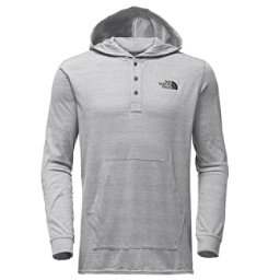The North Face Henley Triblend Mens Hoodie, TNF Medium Grey Heather, 256