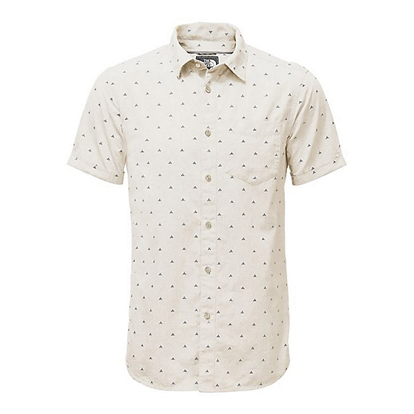 The North Face Bay Trail Jacquard Mens Shirt (Previous Season), , 600
