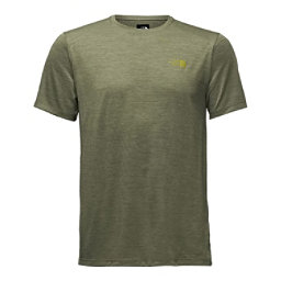 The North Face Hyperlayer Flash Dry Short Sleeve Crew Mens T-Shirt, Grape Leaf Heather, 256
