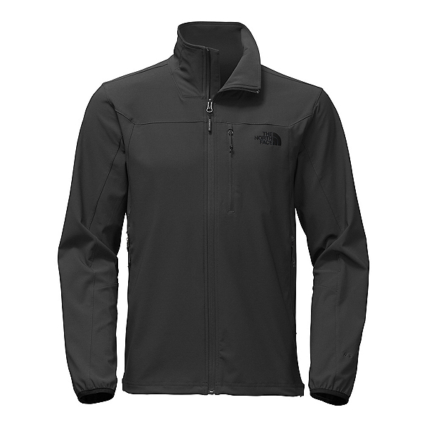 The North Face Apex Nimble Mens Jacket (Previous Season), Asphalt Grey-Asphalt Grey, 600