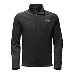 The North Face Mens Tenacious Full Zip Shirt Mens Jacket, TNF Black, 256