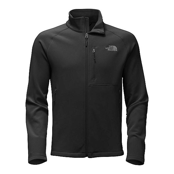 The North Face Mens Tenacious Full Zip Shirt, , 600