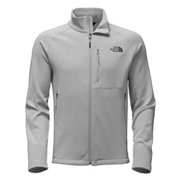 The North Face Mens Tenacious Full Zip Shirt Mens Jacket, Mid Grey, 256