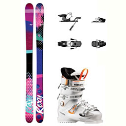 Roxy Ily Kiara 80 Womens Ski Package 2018, , 256