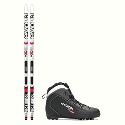 Rossignol Evo First 49 IFP X-1 NNN Cross Country Ski Package 2018, , 256