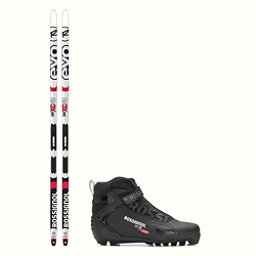 Rossignol Evo First 49 IFP X-3 NNN Cross Country Ski Package 2018, , 256