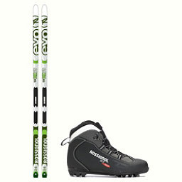 Rossignol Evo Glade 59 IFP X-1 NNN Cross Country Ski Package 2018, , 256
