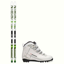 Rossignol Evo Glade 59 IFP X-1 FW Cross Country Ski Package, , 256