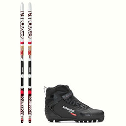 Rossignol Evo Action 50 IFP X-3 NNN Cross Country Ski Package 2018, , 256