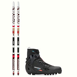 Rossignol Evo Action 50 IFP X-5 NNN Cross Country Ski Package 2018, , 256