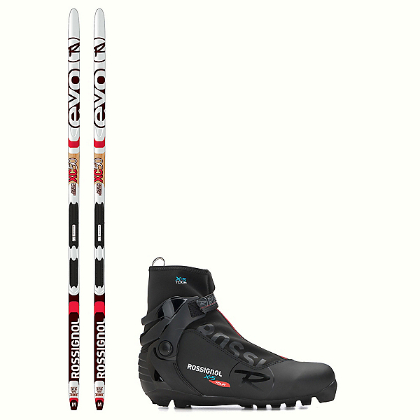 Rossignol Evo Action 50 IFP X-5 NNN Cross Country Ski Package, , 600