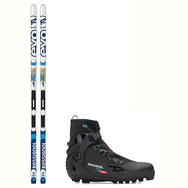 Rossignol Evo TR 60 IFP X-5 NNN Cross Country Ski Package 2018, , 600