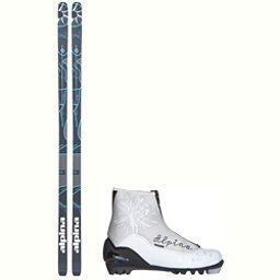 Alpina Control 64 T 20 Eve Cross Country Ski Package 2018, , 256