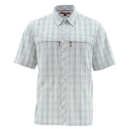 Simms Stone Cold Short Sleeve Mens Shirt, , 256