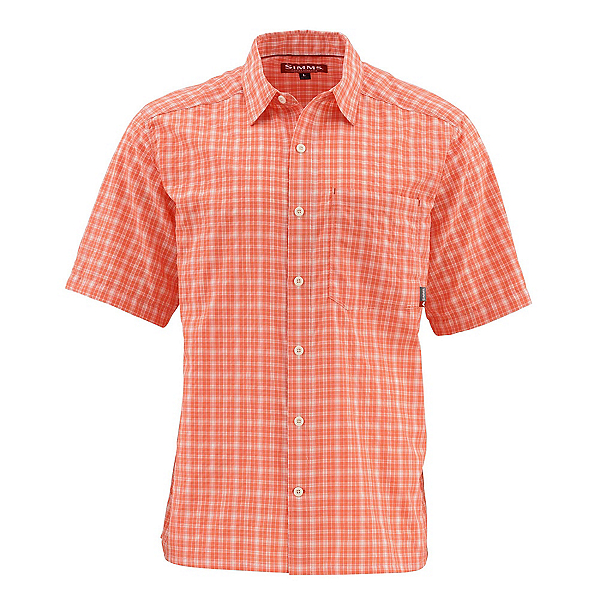 Simms Morada Short Sleeve Mens Shirt, , 600