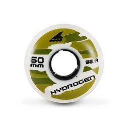 Rollerblade Hydrogen Street 60mm 92A Inline Skate Wheels - 4 Pack 2018, , 256