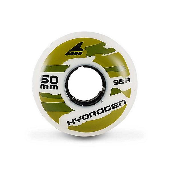 Rollerblade Hydrogen Street 60mm 92A Inline Skate Wheels - 4 Pack 2018, , 600