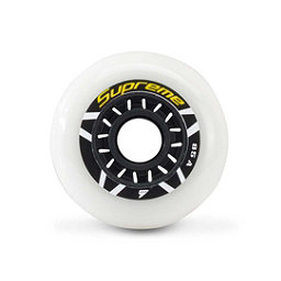 Rollerblade Supreme Urban 80mm 85A Inline Skate Wheels - 8 Pack 2018, , 256