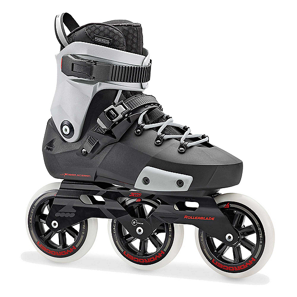 Rollerblade Twister Edge Custom Kit, Ice White, 600
