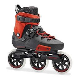 Rollerblade Twister Edge Custom Kit 2018, Burnt Orange, 256