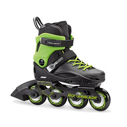 Rollerblade Cyclone Adjustable Urban Inline Skates 2018, , 256