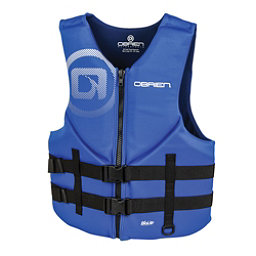 O'Brien Traditional Neoprene Adult Life Vest 2018, Blue, 256