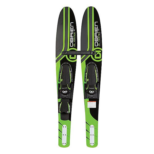 O'Brien Vortex Junior Combo Water Skis With Jr X7 Adjustable Bindings 2020, , 600