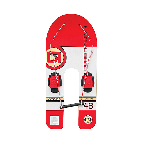 O'Brien Platform Trainer Junior Combo Water Skis With Bindings 2020, , 600