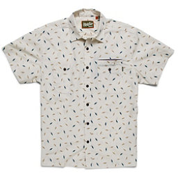 Howler Brothers Aransas Mens Shirt, Off White, 256