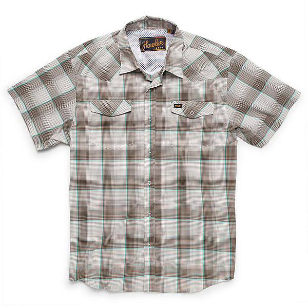 Howler Brothers H Bar B Tech Mens Shirt, Mountain, 600