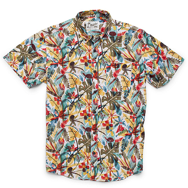 Howler Brothers Mansfield Mens Shirt, , 600