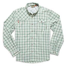 Howler Brothers Matagorda Mens Shirt, Mist Green, 256