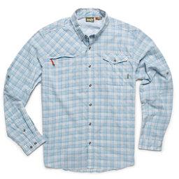 Howler Brothers Matagorda Mens Shirt, Atmosphere Blue, 256